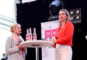 Anna Storå ja Marianne Heikkilä - Ruokakeskustelu