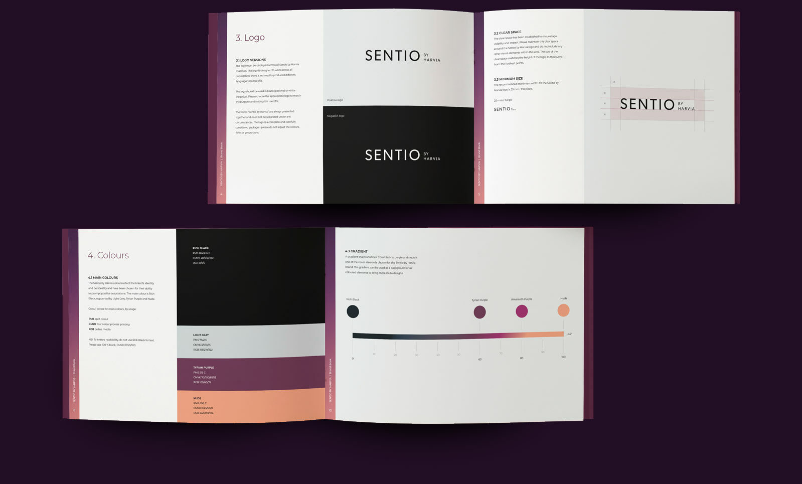 Brand book by LM Someco