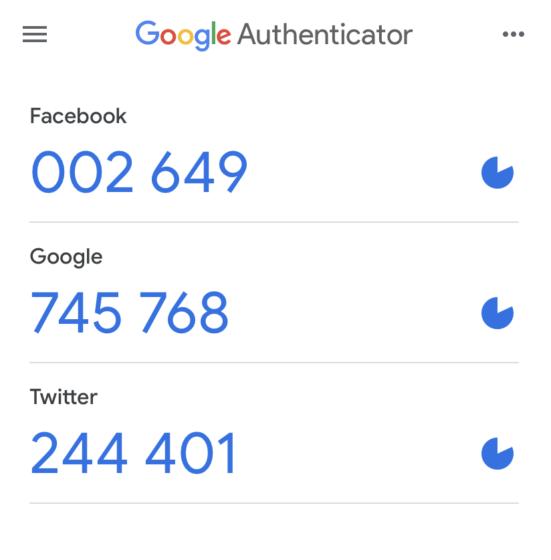 Google Authenticator auttaa kaksivaiheisessa tunnistautumisessa